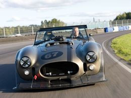 Retour sur la Cobra V12 Magnus Jinstrands