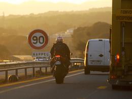 Le coût de la baisse des limites de vitesse estimé à 9 milliards d'euros !