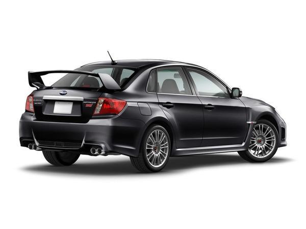 New York 2010 : nouvelle Subaru Impreza WRX STI tricorps, ça ne vous rappelle rien ?