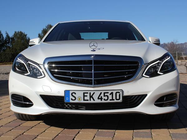 La boîte de vitesse à neuf rapports arrive sur la Mercedes Classe E