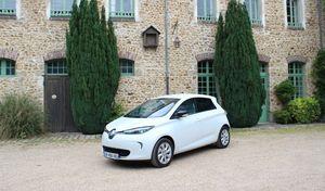 Mondial de Paris 2016 : la Renault Zoe avec 400 km d'autonomie !