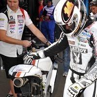 Moto GP - Grande Bretagne D.1: Randy rate le dernier quart d'heure