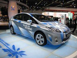En direct du Salon de Francfort : le Concept Toyota Prius Plug-in Hybrid