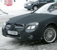 Future Mercedes SL Phase 3 : ça se précise