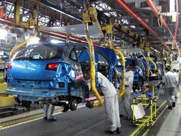 PSA prévoit une hausse de l'activité dans ses usines européennes