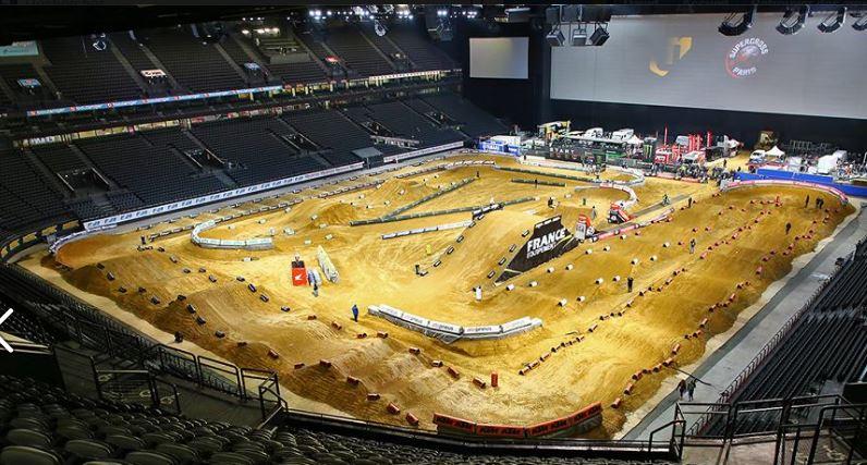 motocross u arena