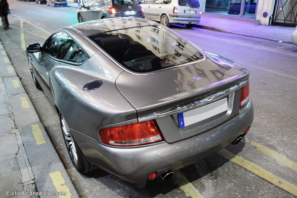 Photos du jour : Aston-Martin Vanquish