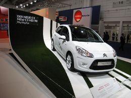 En direct du Salon de Francfort : la Citroën C3 HDi 90 ch