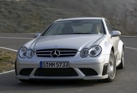 Mercedes Classe CLK 63 Black Series by AMG : une bombe !