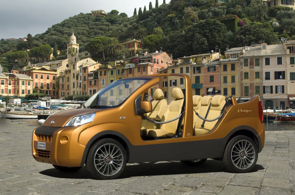 Fiat Fiorino Portofino : l'utilitaire à l'agréable