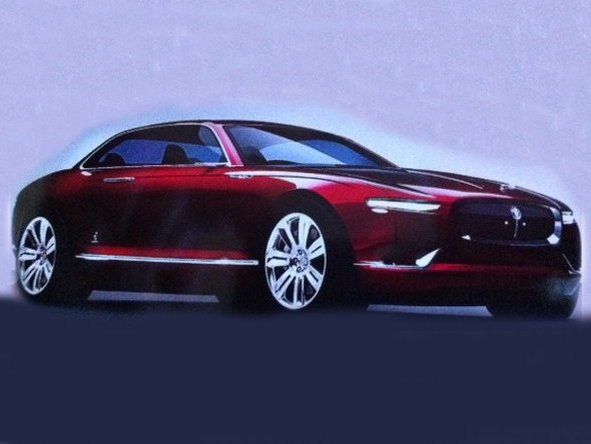 Genève 2011 : Jaguar B99 par Bertone, une belle XJ