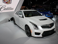 Cadillac ATS-V : les BMW M3/M4 en point de mire - En direct du salon de Los Angeles