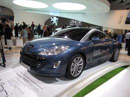En direct du Salon de Francfort : les Concepts Peugeot RCZ HYbrid4 et 3008 HYbrid4