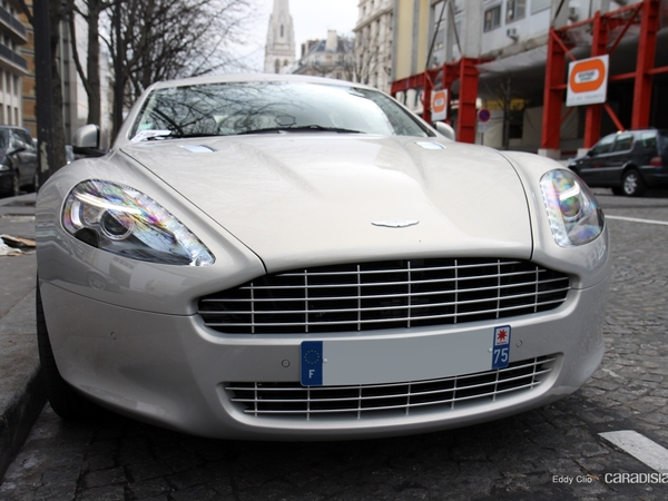 Photos du jour : Aston Martin Rapide