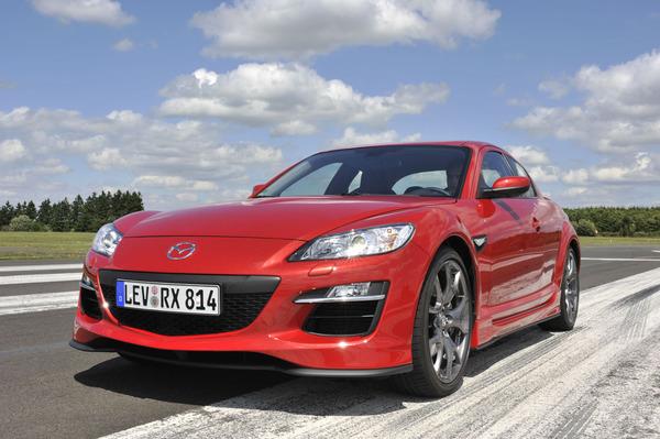 Mazda RX8 Phase 3 : la France le réclame, Mazda lui donne ! (+ bonus vidéo : Johnny Herbert drifte en en RX8)
