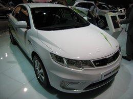 En direct du Salon de Francfort : la Kia Forte LPI hybride