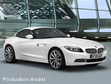 Imminente BMW Z4 GT3 : avec le V8 de la M3