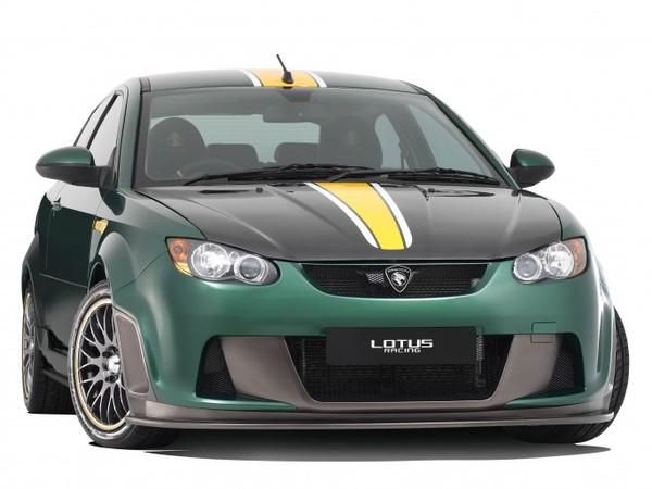Lotus est malaise : Proton Satria Neo R3 Lotus Racing
