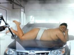[vidéo pub] Subaru rappelle ses sumos