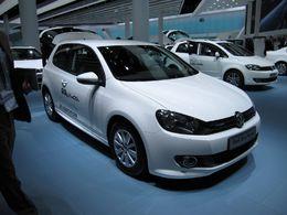 En direct du Salon de Francfort : les nouvelles Volkswagen Passat, Polo et Golf BlueMotion