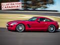 Mercedes SLC : une future rivale pour la Porsche 911