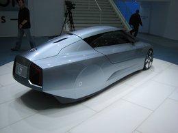 En direct du Salon de Francfort : le Concept de la Volkswagen L1 hybride