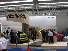 En direct du Salon de Francfort : les REVA NXR et NXG électriques
