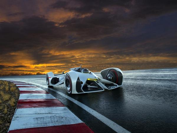 Chevrolet dévoile le concept Chaparral 2X pour Gran Turismo