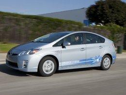 La nouvelle Toyota Prius hybride rechargeable sera testée au Canada