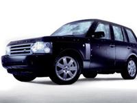 Range Rover Vogue Security Vehicle : bodyguard tout-terrain