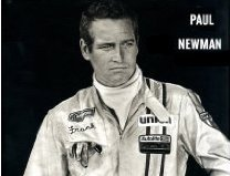 Paul Newman : the last lap