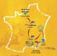 DDMT 2009 : Roulage d'entraînement à Alès le 2 Septembre