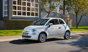BMW et Mercedes adoptent la Fiat 500 pour l'autopartage