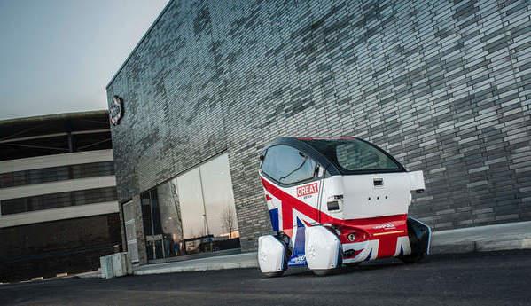 Grande Bretagne: des voitures sans chauffeur rouleront d'ici à 2021