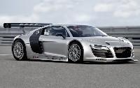 Audi R8 GT3: Un look dévastateur