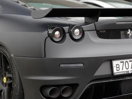 Photo du jour : Ferrari F430 Novitec
