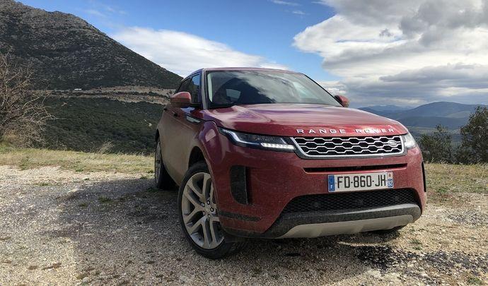 Essai vidéo - Land Rover Range Rover Evoque 2 : produit de consommation