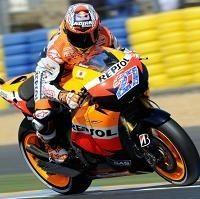 """Moto GP - Andrea Dovizioso:  """"Stoner est habitué à beaucoup contrôler la moto seul et il utilise peu le contrôle de traction"""""""