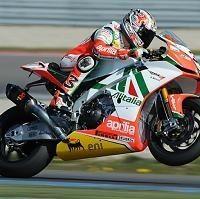 Superbike - Monza: V-Max Biaggi est attendu sur son Aprilia RSV4