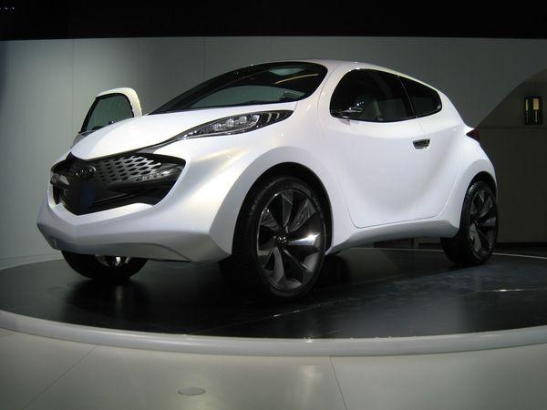 En direct du Salon de Francfort : le Concept Hyundai ix-Metro