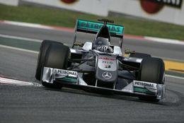 F1 : Mercedes GP accueille Petronas