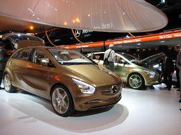 En direct du Salon de Francfort : le Concept Mercedes-Benz BlueZERO E-CELL PLUS