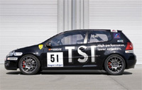 Une version compétition de la VW Golf GT TSI