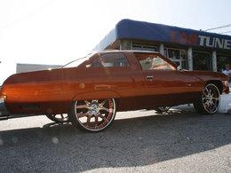 Chevy Impala : toujours à la pointe du bling-bling