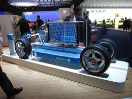 En direct du Salon de Francfort : les infrastructures pour véhicules électriques de Better Place