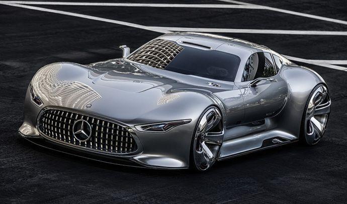 Officiel: Mercedes prépare une hypercar à moteur hybride