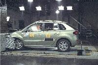 EuroNCAP: les Lancia Delta et Renault Koléos se distinguent (parmi d'autres)