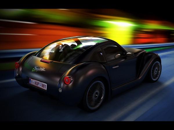 Nouvelle Imperia GT: futur hit hybride, à 90000 euros?