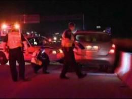 Un policier américain crashe sa voiture contre celle d'un conducteur ivre à contre-sens sur l'autoroute