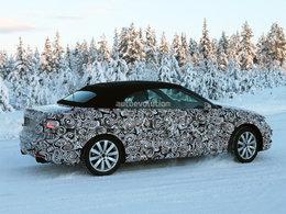 Toutes les nouveautés du salon de Francfort 2013 – Audi A3 cabriolet : spacieuse